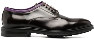 Paul Smith Contrasting Trim Oxford Shoes