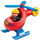Playmobil Fire Rescue Helicopter