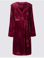 Rosie For Autograph ShimmersoftTM Tie Front Dressing Gown