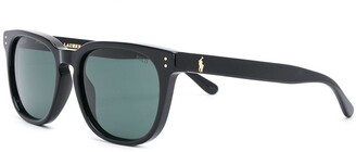 Polo Ralph Lauren Tinted Square-Frame Sunglasses
