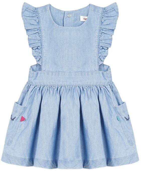 Catimini Maxi Dress Baby Girls