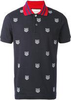 Gucci printed polo shirt - men - Cotton - S