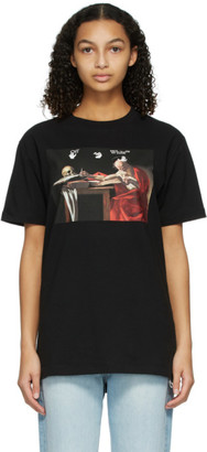 Off-White Black Caravaggio T-Shirt