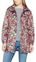 Joules Women's Golightly Long Sleeve Coat,12 UK (40 EU)