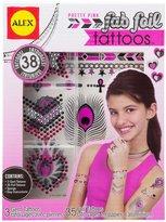 Alex Fab Foil Tattoos Pretty Toy, Pink