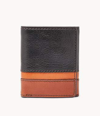 Fossil Easton Rfid Trifold Wallet SML1436016