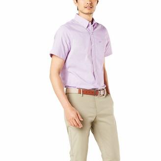 Dockers Short Sleeve Button-Down Comfort Flex Shirt