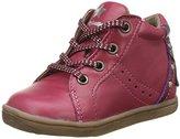 babybotte Baby Girls' Faralda First Walking Shoes Red Size: