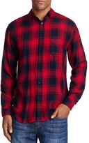 Rails Plaid Slim Fit Button-Down Shirt