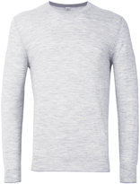 Eleventy plain sweatshirt - men - Silk/Merino - M