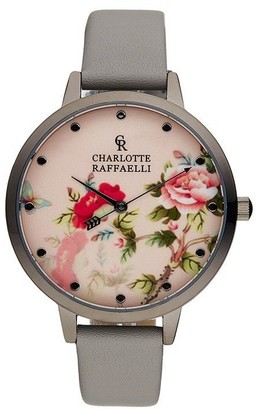 Charlotte Raffaelli Unisex-Adult Stainless Steel Watch Strap CRF030