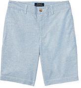 Ralph Lauren 8-20 Stretch Cotton Oxford Short