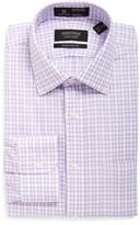 Nordstrom Smartcare Traditional Fit Plaid Dress Shirt