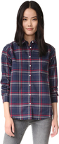 DL1961 The Blue Shirt Shop Mercer & Spring Shirt