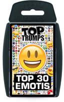Classic Top Trumps - Emotis