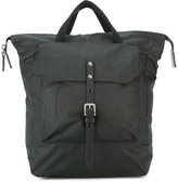 Ally Capellino buckle front backpack