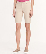Lauren Ralph Lauren Lauren by Ralph Lauren Petite Stretch Cotton Short