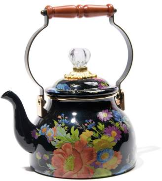 Mackenzie Childs Flower Market 2-Quart Tea Kettle