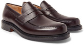 Church's Staden Pebble-Grain Leather Penny Loafers