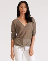 Veronica Beard Arthur Long-Sleeved Pullover