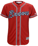 Majestic Boys' Atlanta Braves Replica Jersey