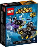 Lego Super Heroes Mighty Micros: Batman vs. Catwoman - 76061