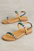 Ne Quittez Pas Rowena Beaded Sandals