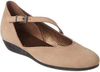 Arche Onylis Leather Flat