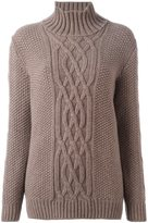 Agnona high neck jumper