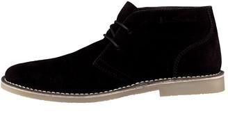 Ben Sherman Desert Boots Black