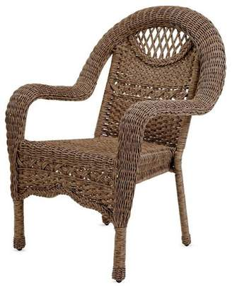 Plow & Hearth Prospect Hill All-Weather Wicker Chair