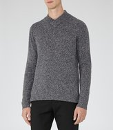 Reiss Dawson V-Neck Jumper