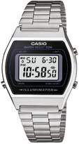 Casio Unisex Collection Digital Watch with Stainless Steel Bracelet B640WD-1AVEF