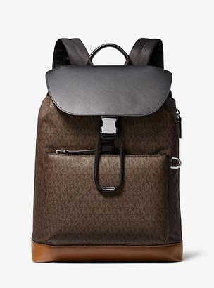 Michael Kors Greyson Logo Field Backpack