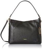 Calvin Klein Fashion Pebble Hobo Bag
