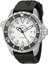 Zeno Men's 6603-2824-A2 Divers Rubber Strap Dial Watch