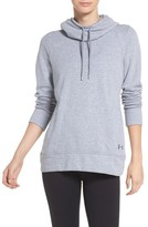 Under Armour Women's Cutout Back Hoodie