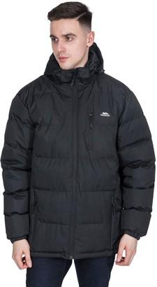 Trespass Clip Padded Jacket - Black
