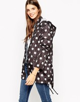 Asos Pac a Trench in Floral Print