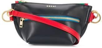 Sacai leather belt bag