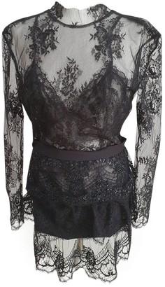 Raquel Diniz Black Dress for Women
