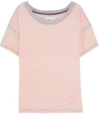 Current/Elliott The Desert Days Slub Cotton-jersey T-shirt