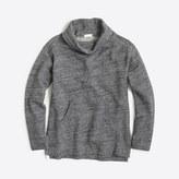 J.Crew Factory Girls' cowlneck sweatshirt