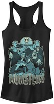 Scooby-Doo Licensed Character Juniors' Monsters Group Graphic Tank