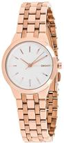 DKNY Park Slope NY2492 Women's Rose Gold Stainless Steel Watch