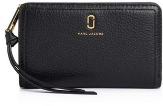 Marc Jacobs Medium Leather Compact Wallet