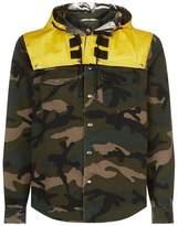 Valentino Dutch Hood Jacket