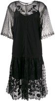 See by Chloe lace slip dress