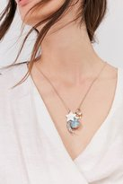 Urban Outfitters Celestial Charm Pendant Necklace