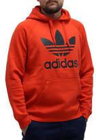 adidas Originals ORIGINALS TREFOIL HOODIE BK5877 ROJO